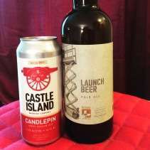 First beers from Castle Island and Trillium