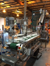 Canning line at Castle Island